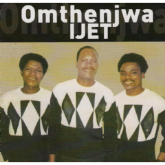 Omthenjwa - Ijet (CD)