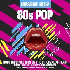Massive Hits - 80's Pop - Various Artists (CD)