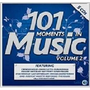 101 Moments In Music - Vol.2 - Various Artists (CD)