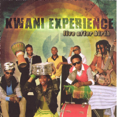 Kwani Experience - Live After Birth (CD)