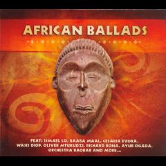 African Ballads - Various Artists (CD)