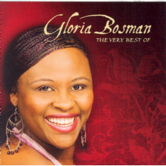 Gloria Bosman - Very Best Of Gloria Bosman (1999-2009) (CD)