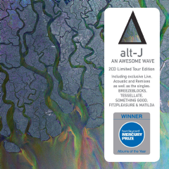 Alt-j - An Awesome Wave - Limited Tour Edition (CD)