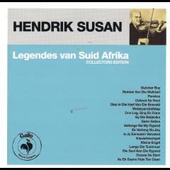 Hendrik, Susan - Legendes Van Suid Afrika (CD)