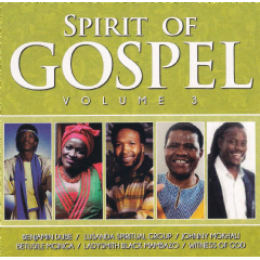 Spirit Of Gospel - Vol.3 - Various Artists (CD)
