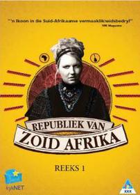 Republiek Van Zoid Afrika Reeks 1 (DVD)