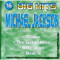 16 Big Hits Of Michael Jackson - Various Artists (CD)