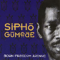 Sipho Gumede - Down Freedom Avenue (CD)