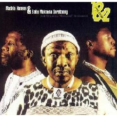 Madala Kunene And Baba Mokoena Serakoeng - First Double 1& 2 (CD)
