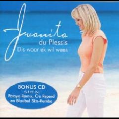 Juanita Du Plessis - Dis Waar Ek Wil Wees (CD)