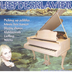 Liefdesklavier - Vol.1 - Various Artists (CD)