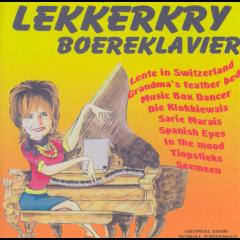 Lekker Kry Boereklavier - Lekker Kry Boereklavier (CD)