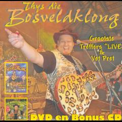 Thys Die Bosveldklong - Thys Die Bosveldklong (DVD)