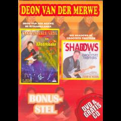 Van Der Merwe, Deon - Se Kitaarklanke / Shadows Se Grootste Treffers (DVD + CD)