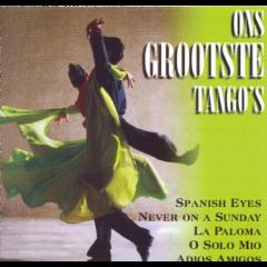 Ons Grootste Tangos - Various Artists (CD)