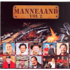 Manneaand - Vol.2 - Various Artists (CD)