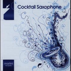 Cocktail Saxophone - Various Artists (CD)