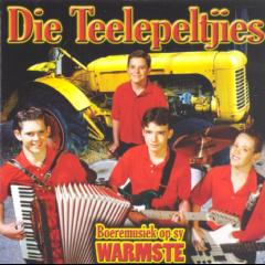 Die Teelepeltjies - Boeremusiek Op Sy Warmste (CD)