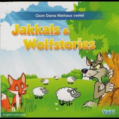 Niehaus, Dana - Jakkals En Wolf Stories (CD)