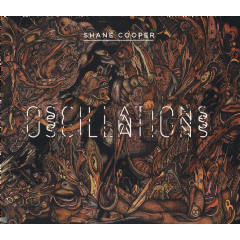 Cooper, Shane - Oscillations (CD)