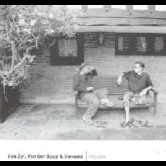 Barry Van Zyl - Hadeda (CD)