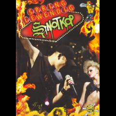 Snotkop - Spring Lewendig (DVD)