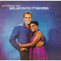 Miriam Makeba - An Evening With Harry Belafonte (CD)