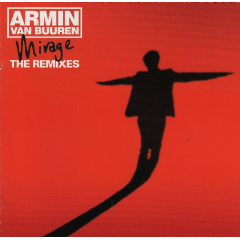 Armin Van Buuren - Mirage - The Remixes (CD)