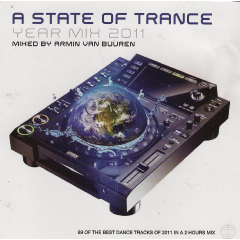 Armin Van Buuren - A State Of Trance Year Mix 2011 (CD)