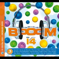 BoOoM 14 - Various Artists (CD + DVD)