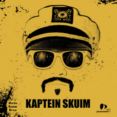 Kaptein Skuim - Kaptein Skuim (CD)