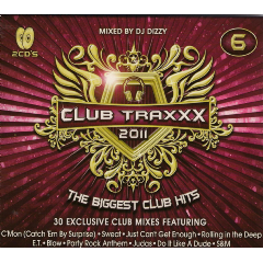 Club Traxxx - Vol.6 Mixed By DJ Dizzy - Various Artists (CD)