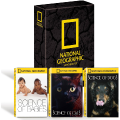 Science Of Babies/Cats/Dogs - (DVD)