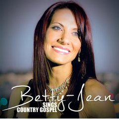 Betty-Jean - Sings Country Gospel (CD)