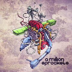 C.9ine - A Million Little Sprockets (CD)
