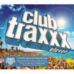Club Traxxx - Vol.11 - Various Artists (CD)