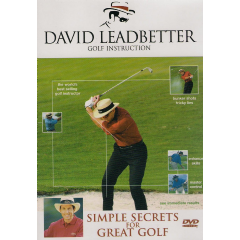David Leadbetter - Simple Secrets to Great Golf - (DVD)