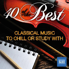 40 Of The Best: Classical Music To Chill And Study With - Various Artists (CD)