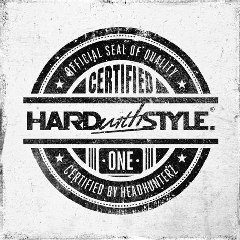 Headhunterz - Hard With Style 1&2 (CD)