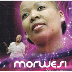 Morwesi - New Season (CD)