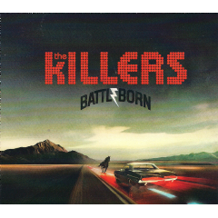 Killers - Battle Born (Deluxe) (CD)