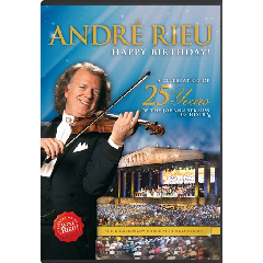 Rieu, Andre - Happy Birthday! Celebration Of 25 Yrs (DVD)