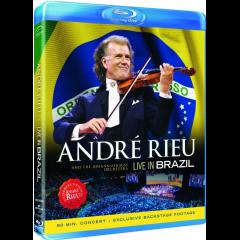 Rieu, Andre - Live In Brazil (Blu-Ray)