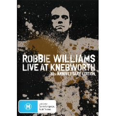 Williams, Robbie - Live At Knebworth (DVD)