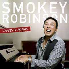 Smokey Robinson - Smokey Friends (CD)