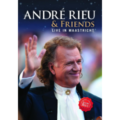 Andre Rieu - Andre Rieu And Friends - Live In Maastricht (DVD)