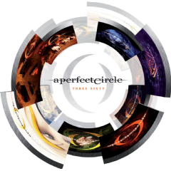 A Perfect Circle - Three Sixty - Greatest Hits (CD)