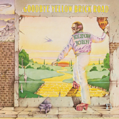 Goodbye Yellow Brick Road - (Import CD)