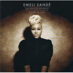Sande, Emeli - Our Version Of Events (Repackage) (CD)