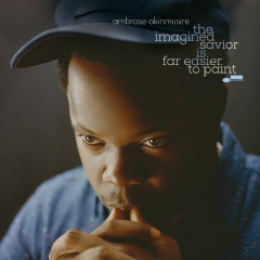Ambrose Akinmusire - Imagined Savior Is Far Easier To Paint (CD)